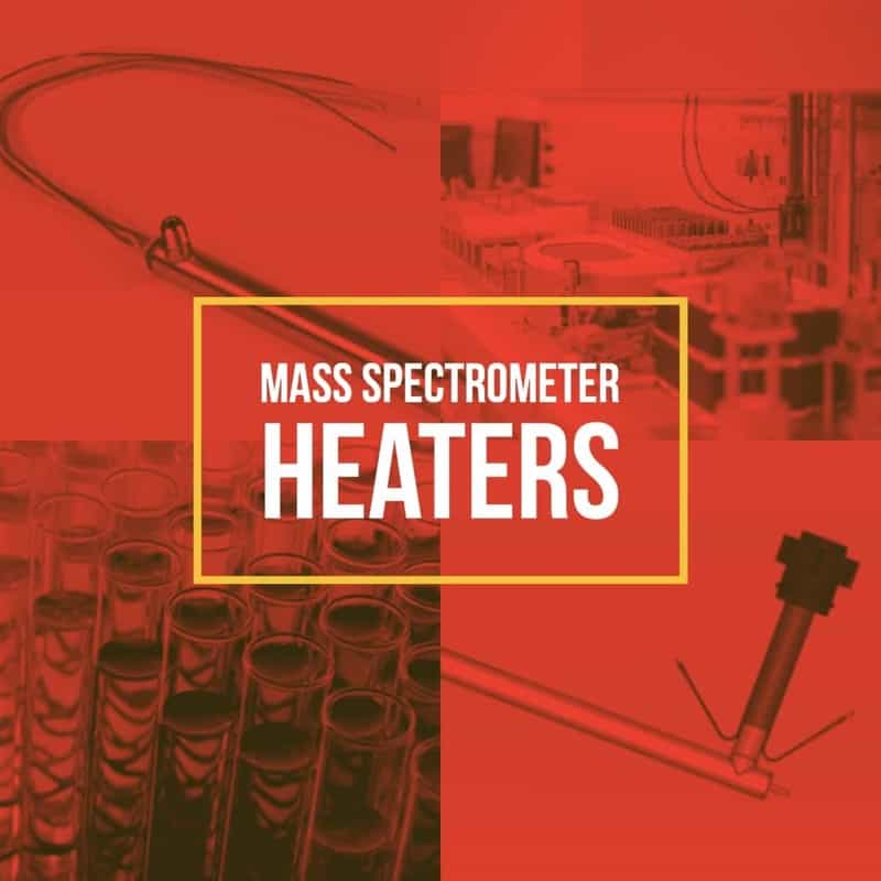 Mass Spectrometer Heaters